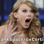 .@TaylorSwift13 just had her first vid to hit 1B views! Send us a selfie with #BlankSpace10xCertified to celebrate ???? http://t.co/2yEDMxwsG4