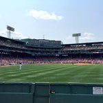 Beautiful day for a baseball game! @OnlyInBOS @universalhub @BostonTweet @RedSox #Boston #FourthOfJuly http://t.co/IR0Cx9bkfs
