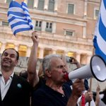 JUST IN: Greece rejects bailout terms, could be forced from Eurozone http://t.co/TmQC2GnsaZ http://t.co/qSuAEMIYUc