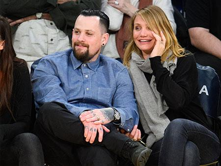 Are Cameron Diaz and Benji Madden getting ready for a baby?