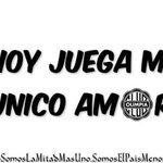 Hoy todos al Estadio Feliciano Cáceres y alentar al #REYDECOPAS #OLIMPIA http://t.co/wPuRhv9Sm8