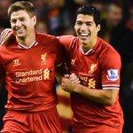 Luis Suárez and LA Galaxys Steven Gerrard good friends off the field http://t.co/LxmackflG3 http://t.co/MX00k1w0rM