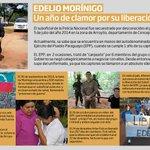[ESPECIAL] Edelio Morínigo: Un año en manos del EPP - Radio 780 AM http://t.co/EMWVIe3HPC http://t.co/PwFgMuPXcY
