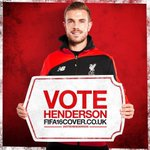 Last chance to vote for @JHenderson for the #FIFA16UKcover! Head to http://t.co/N2WseZgxch! #LFC http://t.co/KdlE6xz45b