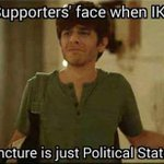 #PTIs Youthiaas Reaction,When Imran Khan said it was just a Political Statement about #35Puncture - #Pakistan http://t.co/XhqVI5M4h8