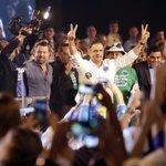 Aécio Neves é reeleito presidente nacional do PSDB com 99,34% dos votos #OposicaoAFavorDoBrasil http://t.co/2KUPHdRzHX