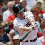 Through 3 innings, Hanigan's RBI single is the difference. #RedSox lead 1-0. http://t.co/NPsY3mGB6o