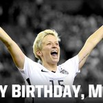 When your birthday falls on the day of the World Cup Final... and youre in it. Happy birthday, @mPinoe! #USWNT http://t.co/zajl9PGZ2U