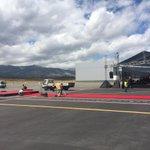 Todo se prepara en el aeropuerto de Quito para recibir al papa #franciscoenecuador @teleamazonasec http://t.co/VVbx5JWm3o