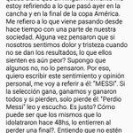 Mi corazón hablando de #Messi http://t.co/q9gdBBxVCS