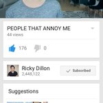 👽🌸🍃 Watch @RickyPDillons new video! Give it a big 👍🏻 up & subscribe DM me? 👽🌸🍃 http://t.co/aOHwDXbLSG http://t.co/qv5RmVH3za  x1