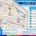 Tome en cuenta los perímetros de restricción vehicular en exteriores de la Nunciatura Apostólica @ecuavisa http://t.co/30DsBGFTFm