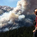 B.C. wildfires rage across province blanketing it in smoke http://t.co/mygZxNpEax http://t.co/YvHdgAUwI0