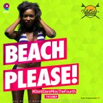 Beach please ????????????????. ......you cant afford to miss this #tidalrave #DontDareMissTheFourth http://t.co/Y0nkAeyS8I