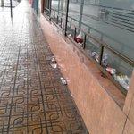 """""""#Curicó después d tanta celebración,la ciudad queda un asco @Muni_Curico @municurico @RadioEstacion1 @MauleNoticias http://t.co/1gdySp3kXR"""""""