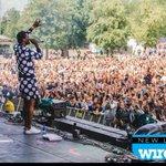 Thank you North London ❤️ Thank you wireless ✌️ http://t.co/eIs8b3BjeZ