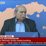 Greece interior minister: participation rate is over 50%, making referendum legally valid http://t.co/fRezT6HaDQ http://t.co/jgUTi2x3pf