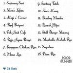 Sik sangka kat Kuching ada service foodrunner. Order kat kdey mkn under their listing then cdak anta kat rumah. http://t.co/n88BFrIYj3