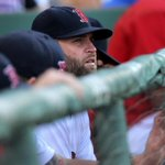 #RedSox manager John Farrell decided to sit Napoli and put Ortiz on first base. http://t.co/k8kLo1xSB6 http://t.co/Yt4SjLkfba