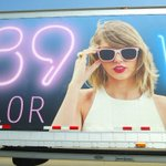Taylor Swift @taylorswift13 is rolling into town! #Ottawa #Canada #1989tour http://t.co/zeR53SQPO3