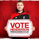 Last chance to vote for @JHenderson to be on the Fifa 16 cover. #VoteHenderson http://t.co/J2Q0aIhztV http://t.co/DDwtgifD9j