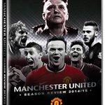 The 2014/15 season review DVD is out now: http://t.co/DviqlbULkk #mufc http://t.co/RIkOWNBRJn