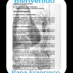 Carta de los privados de libertad para el Papa Francisco http://t.co/oKe3WoYqH9 @Pontifex_es