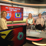 Watch live coverage of #USAvJPN in the #FIFAWWC final on @BBCTwo & @BBCSport website now: http://t.co/ZF5juXRRTt http://t.co/lm0zHgCE2F