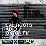 Monday 6th July 2015 9pm-11pm @RealRootsEvents #radio #show #hoxton @Hoxton_FM #london #ldn @Sattamann & @kiko_bun http://t.co/C9MTWgSEwu