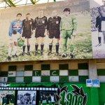 """In un momento tanto importante per la #Grecia, una cartolina dal """"Nikolaidis"""", stadio del @fcpao. #SololaSampdoria! http://t.co/FFDL85KO6h"""