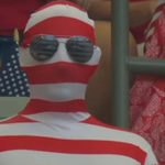 It seems Sepp Blatter found a way to watch #FIFAWWC final while still avoiding the U.S. government. Impressive. http://t.co/1quzEDzhy6