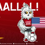 GOALLLLLL!!!! It took just three minutes! @CarliLloyd opens the scoring. #FIFAWWCFinal #USAJPN http://t.co/8EQi4Kco7w http://t.co/UslxsdGeLV