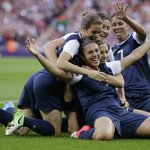 USA 2-0 Japan. Carli Lloyd has just scored an amazing double for the USA after 5 minutes #CitiSports http://t.co/syAa5cvvnJ
