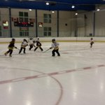 Yes, were playing Ringette in Waterloo in the summer. Were just that hardcore! #Ringette http://t.co/2KQtBLQnsF