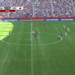 WHAT A GOAL! Carli Lloyd gets her hat-trick by lobbing the #JPN keeper from the half-way line http://t.co/ZF5juXRRTt http://t.co/5mLqTLt50w