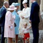 Princess Charlotte christened on Queen Elizabeth IIs estate http://t.co/T6B6tyJhoN http://t.co/WCxYeNSViJ