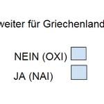 Sensation! Nächsten Sonntag #Referendum in Deutschland zu #Griechenland http://t.co/fFfLRSEIGI
