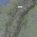 El #papaFrancisco ya está en espacio aéreo ecuatoriano » http://t.co/YGwJ0zo9th #FranciscoenEcuador http://t.co/T7E1KEK3sd