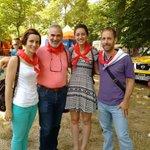 Disfrutando del Día del burgalés ausente #Sampedros2015 http://t.co/QEwbhe9meq