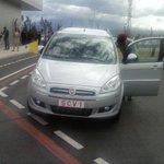 Vehículo que transportará a @Pontifex desde el Aeropuerto de Quito hasta Monteolivo http://t.co/jfkzBQwOkO
