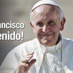 El papa Francisco aterriza en Ecuador. Siga aquí la transmisión EN VIVO->http://t.co/fuBGDOgiXs #FranciscoEnEcuador http://t.co/BE5POwCQiR