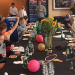 #OneMore pre-game meal before #OneMore game! Just 3 hours and change until the @FIFAWWC Final kicks in Vancouver. http://t.co/TPbi9LcI22
