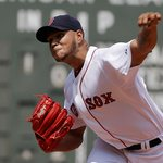 .@eduardorod5's final line: 5 IP, 6 H, 1 R, 2 BB, 8 Ks. #RedSox http://t.co/GspyyMxGxc