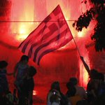 More than 60% of Greeks have voted No in a crucial bailout referendum http://t.co/XRLAU3GZdn #GreekReferendum http://t.co/Uvo6SsNoRN