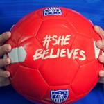 One nation. One team. RT if you believe. #SheBelieves #USAvJPN http://t.co/kjlJThCeLq