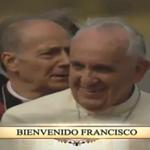 ¡Bienvenido #PapaFrancisco! #ElPapaEcuavisaYyo http://t.co/liTgPEEPDT