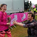 Heavy rain failed to dampen spirits or romance at the Sefton Park #RaceforLife 10k today! http://t.co/mbQMtKEvJm http://t.co/QtAz59jlH1