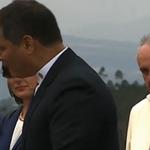 """. @MashiRafael """"El Papa es argentino, quizá Dios es brasileño, pero el paraíso es ecuatoriano"""" http://t.co/1rNYHDUZhb http://t.co/7lwSGiDAgs"""