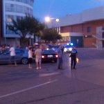 22:25 PRECAUCIÓN Accidente Avd Castilla y León #Burgos altura Juan Bravo. SSEE en el lugar. http://t.co/LTOq7yZndz