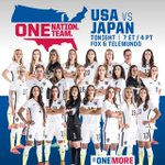 World Cup Final. Love these women. #SheBelieves http://t.co/QMIvuJB8CZ